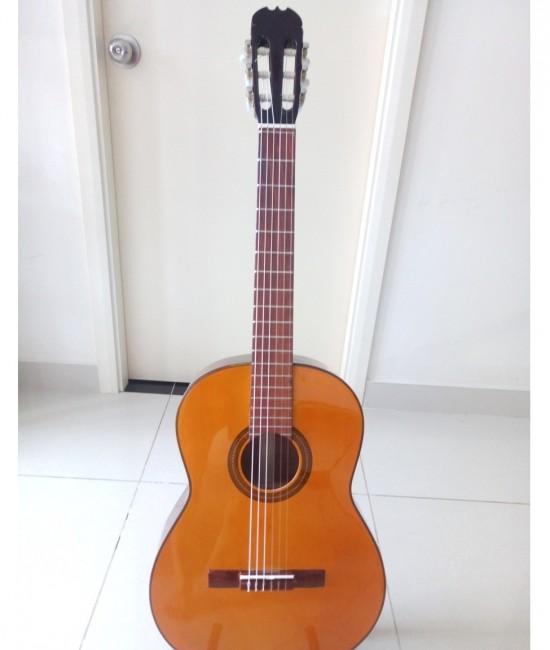 Classic guitar DC100 màu vàng Yamaha