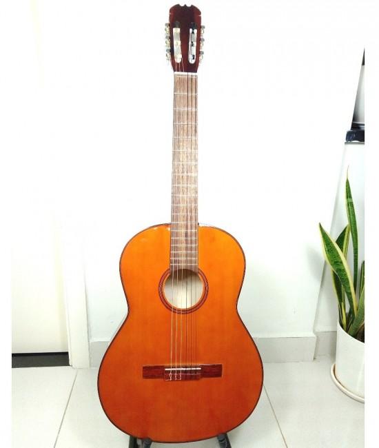 Classic guitar Việt Nam DVE70C vàng yamaha