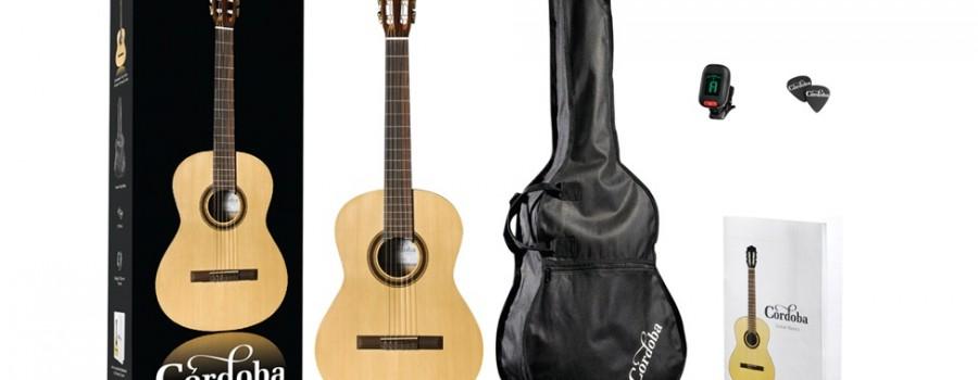 Các dòng guitar Cordoba