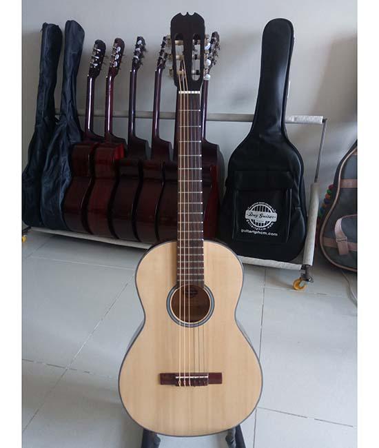 Đàn guitar CLassic trẻ em DVE70C mini