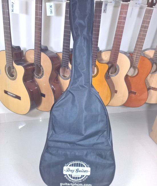 Bao vải đàn guitar