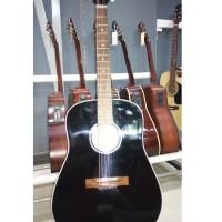 Acoustic Guitar DVE85D Màu Đen