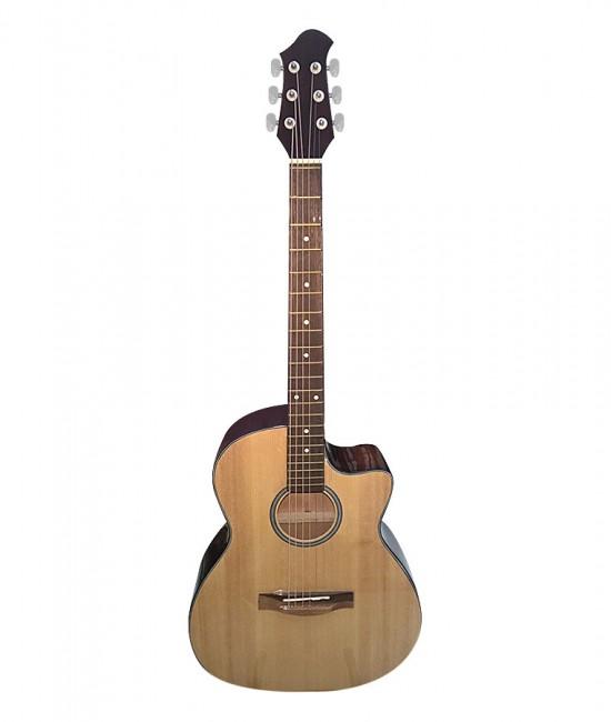 Guitar acoustic DVE70