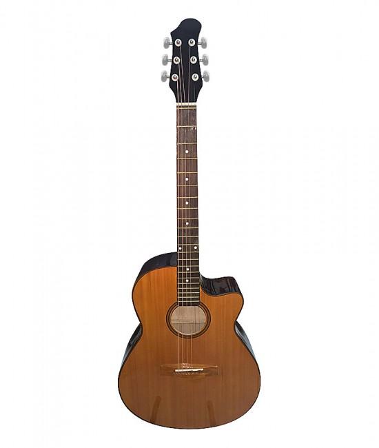Guitar Acoustic DVE70 vàng