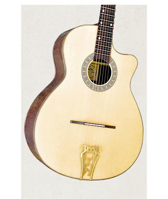 Guitar vọng cổ DVC1300